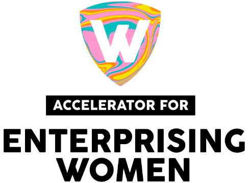 Accelerator For Enterprising Women Logo